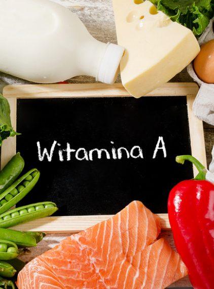 Właściwości witaminy A