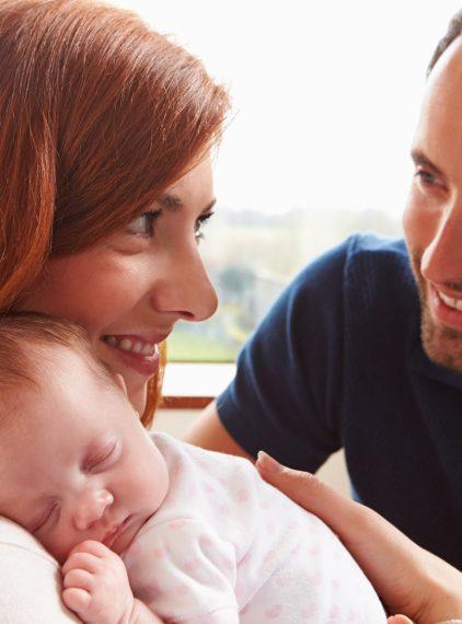Pielęgnacja pępka noworodka