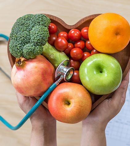 Jadłospis i przepisy dla diety cukrzycowej