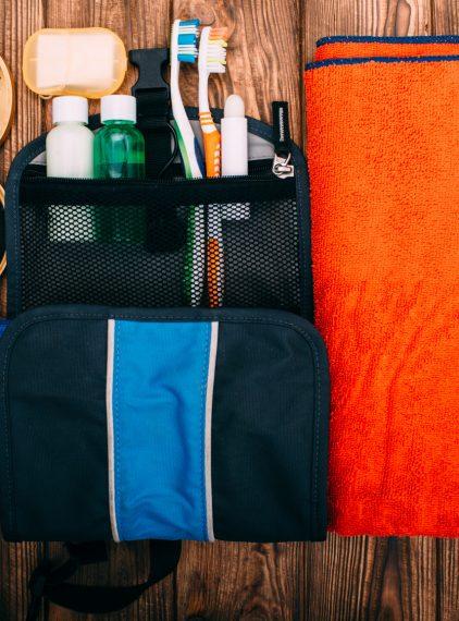 Higiena w podróży – oto niezbędnik każdego podróżnika!