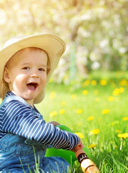 Ochrona przeciwsłoneczna u dzieci