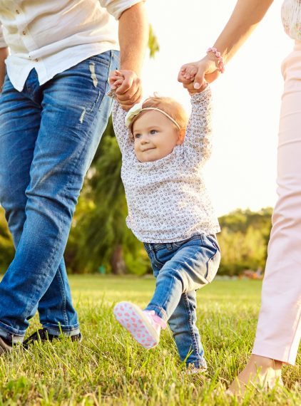 Spacer z dzieckiem – jak się przygotować?