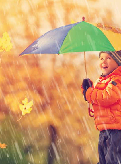 Jak zapobiec jesiennym infekcjom u dzieci?