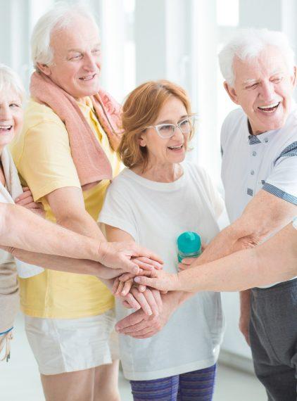Aktywność osób starszych