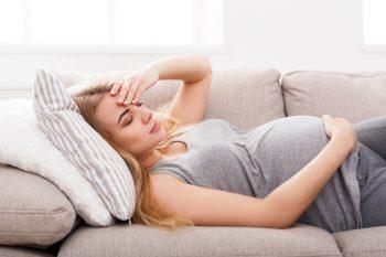 Sprawdzone sposoby na ból głowy w ciąży