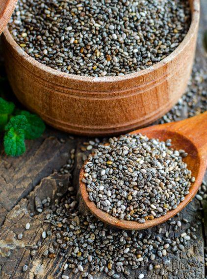 Chia – nasiona, które mają moc!