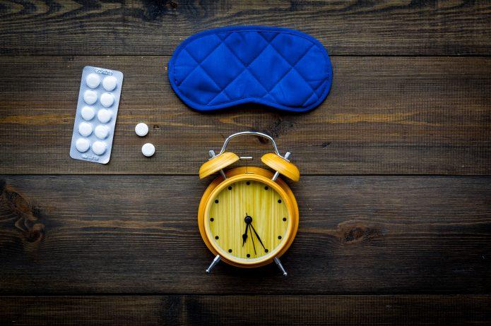 Leki na bezsenność u dorosłych