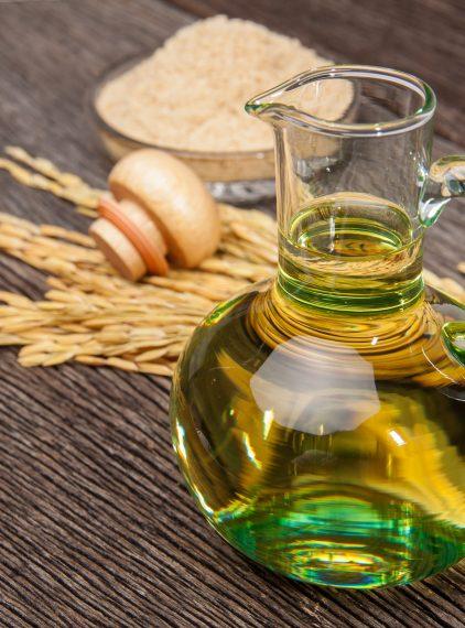 Olej ryżowy – właściwości i zastosowanie