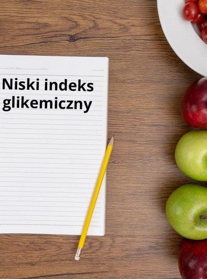 Produkty zawierające niski indeks glikemiczny
