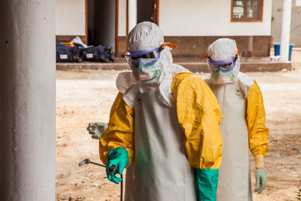 Ebola - ryzyko zakażenia