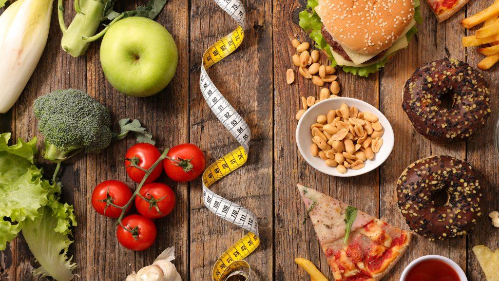 Zmiana diety na zdrową