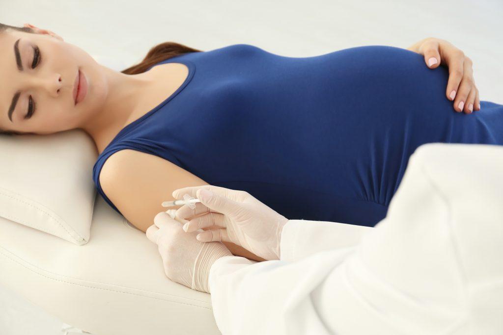 Szczepienie w ciąży