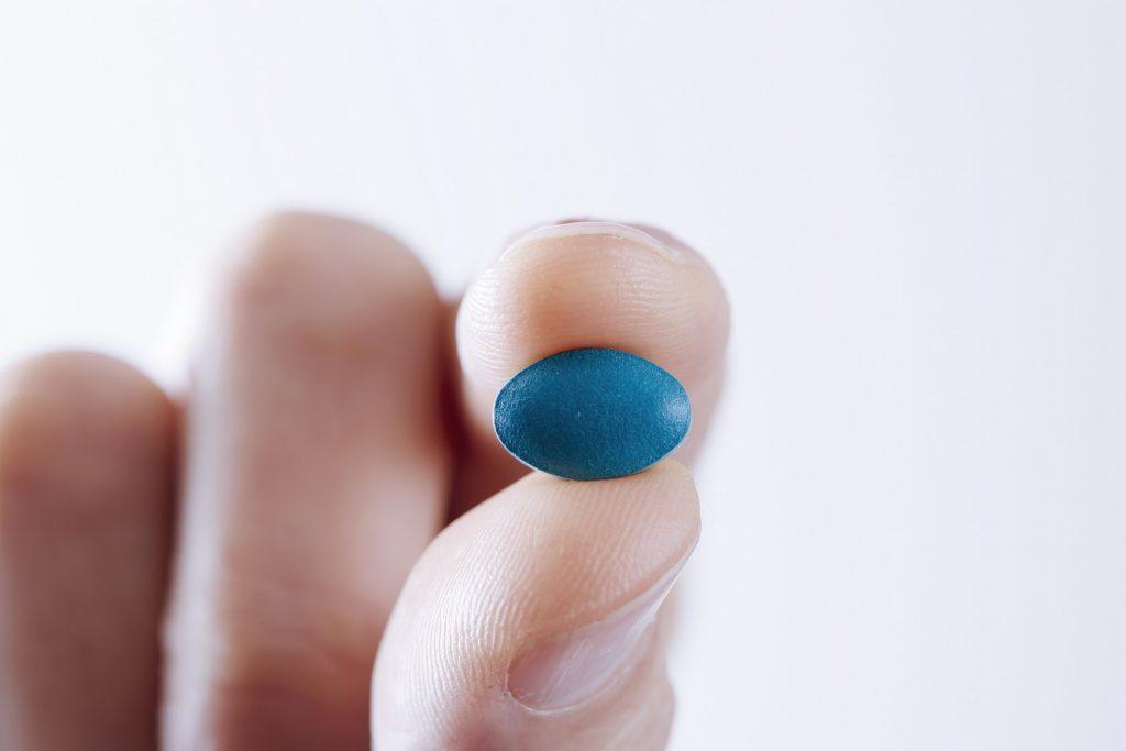 Niebieska tabletka