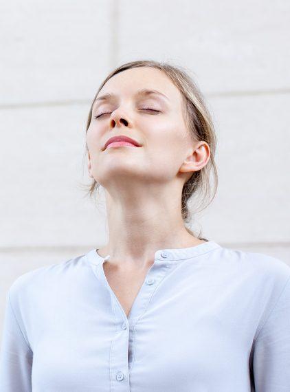 Jak prawidłowo oddychać? Przeponą!