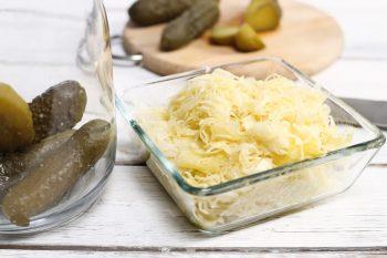 Jakie produkty są naturalnymi probiotykami?