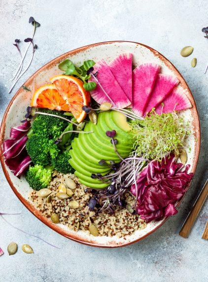 Jak odżywiać się podczas zagrożenia COVID-19?